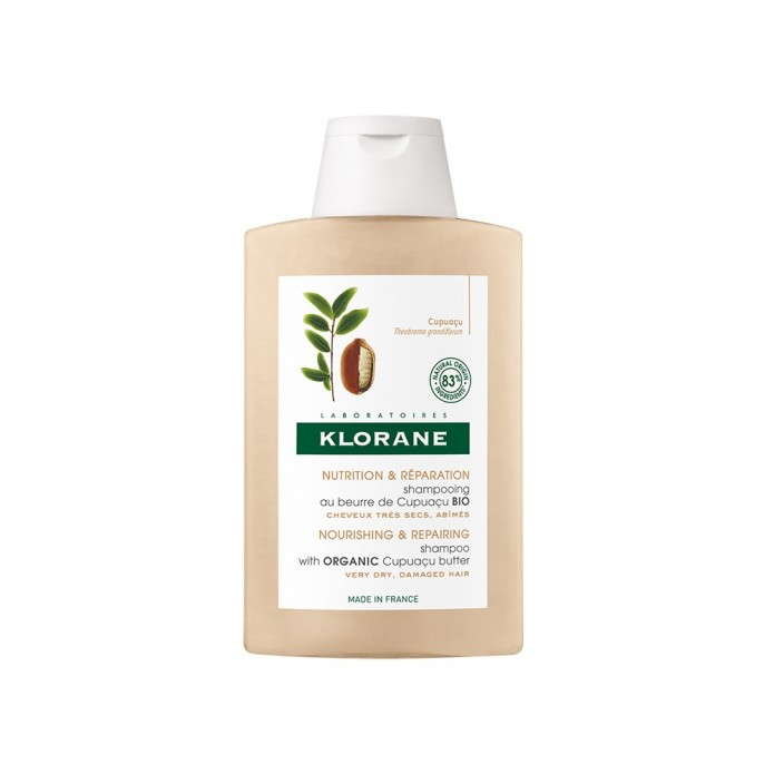 Klorane Shampoo Burro Cup400ml