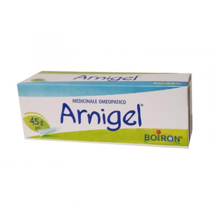 Arnigel 7% Gel In Tubo 45 g - Trattamento omeopatico antidolorifico e antinfiammatorio