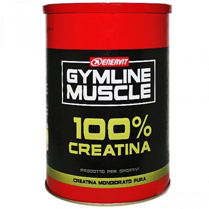 Gymline Creatina 400 g New Integratore di creatina energizzante muscolare