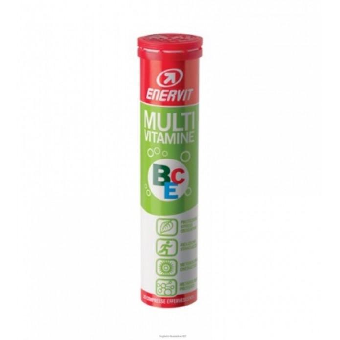 Enervit Multivitamina 20 compresse Integratore multivitaminico energizzante