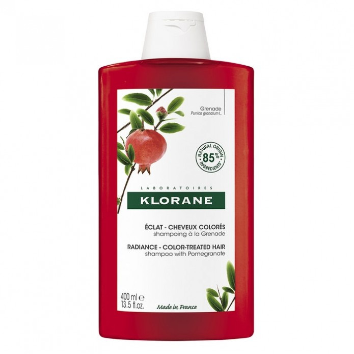Klorane Shampoo Melograno400ml