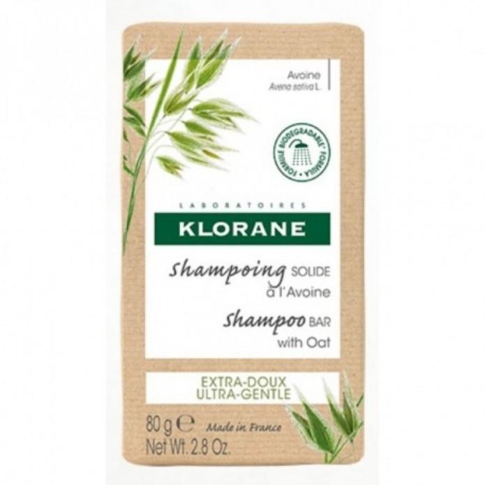 Klorane Shampoo Solido Avena