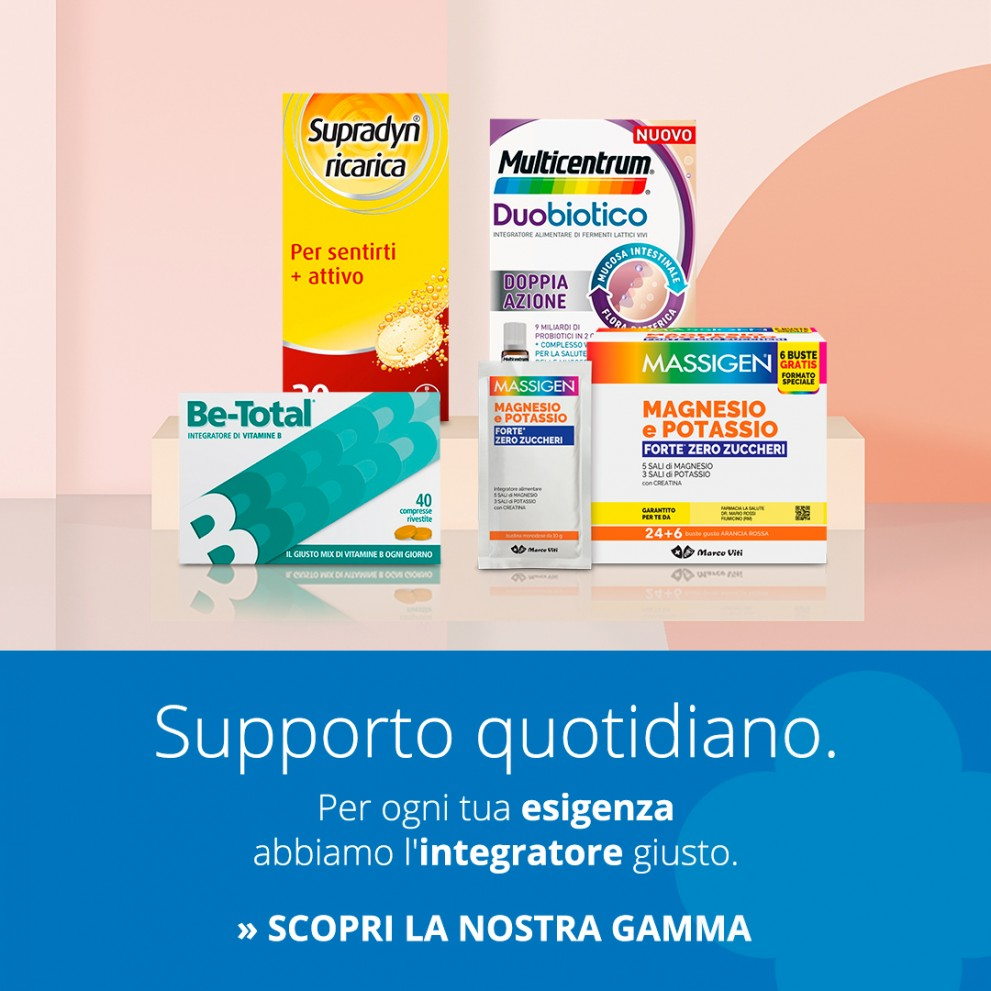 Supporto quotidiano