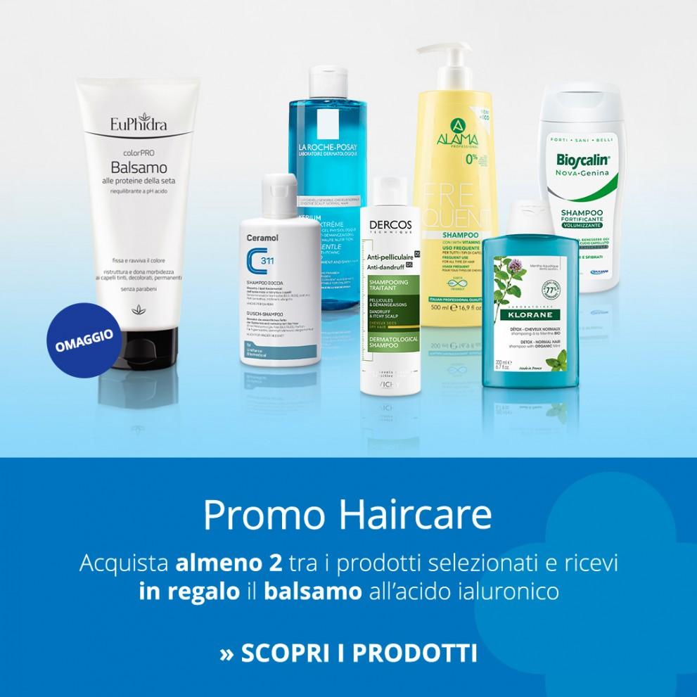 Promo haircare