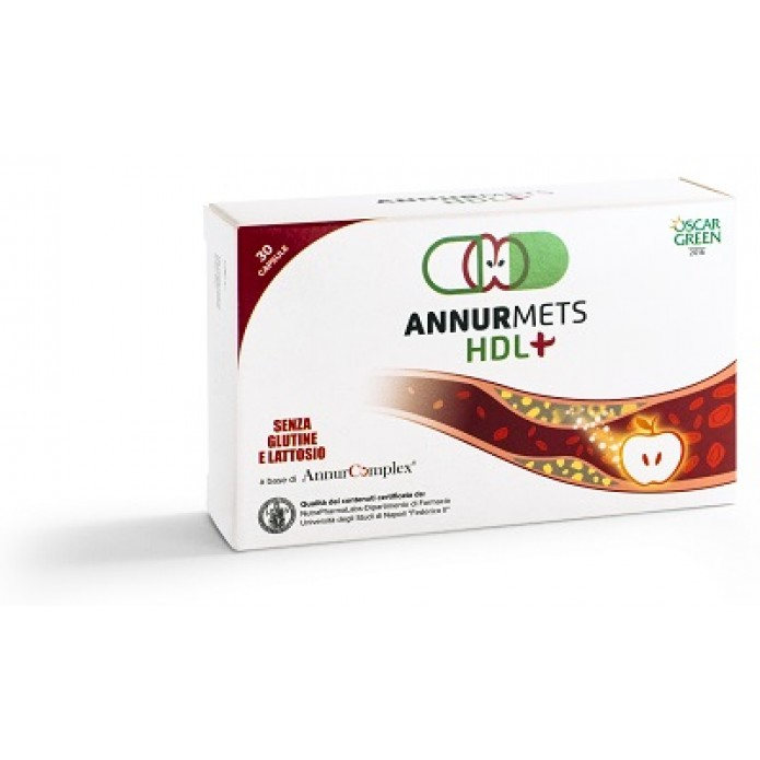 ANNURMETS HDL+ 30CPS