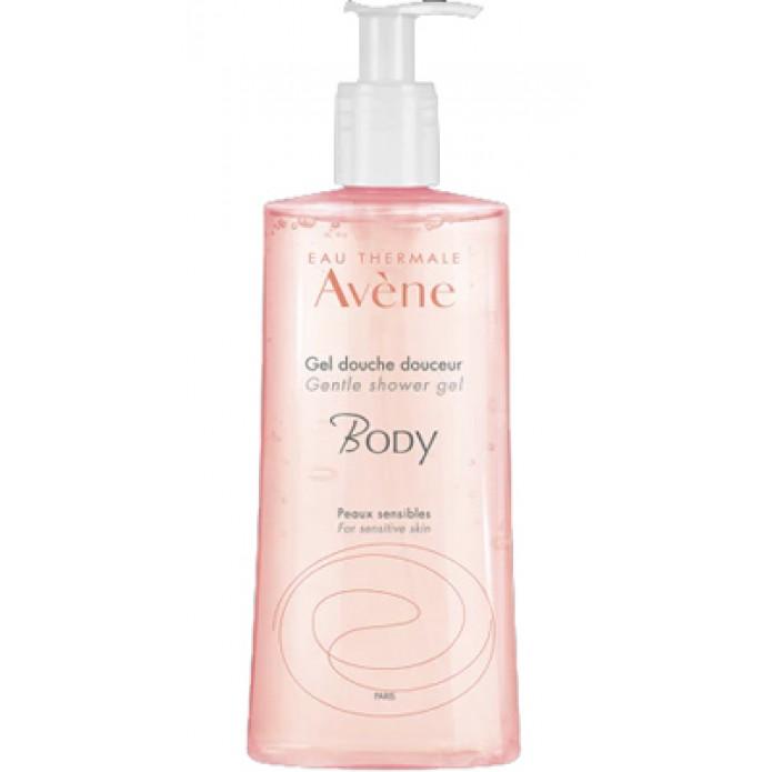 Avene Body Gel Doccia 500 ml - Gel doccia delicato