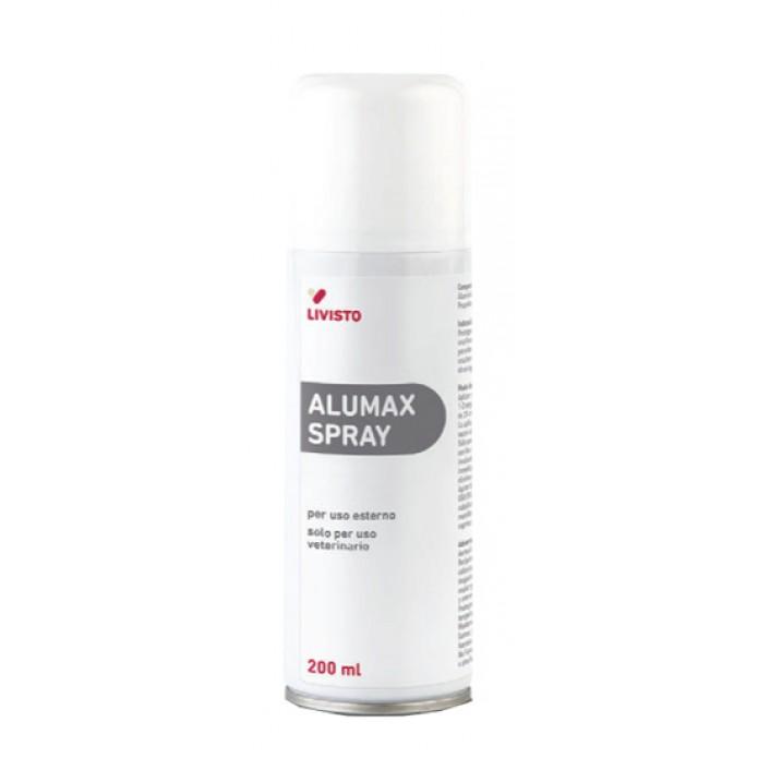Alumax spray 200 ml - Protezione della cute di cani e gatti contro contaminanti e sostanze irritanti