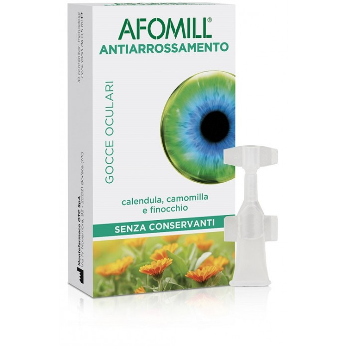 AFOMILL ANTIARROSSAMENTO 10FLE