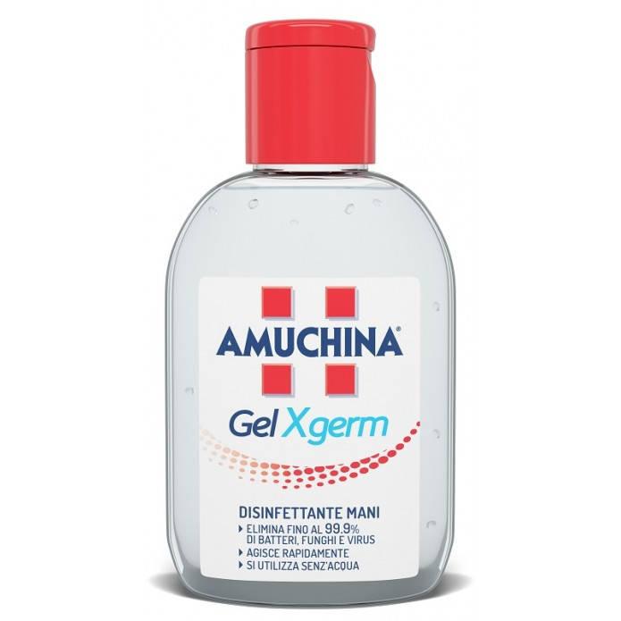 Amuchina Gel X-germ 30ml