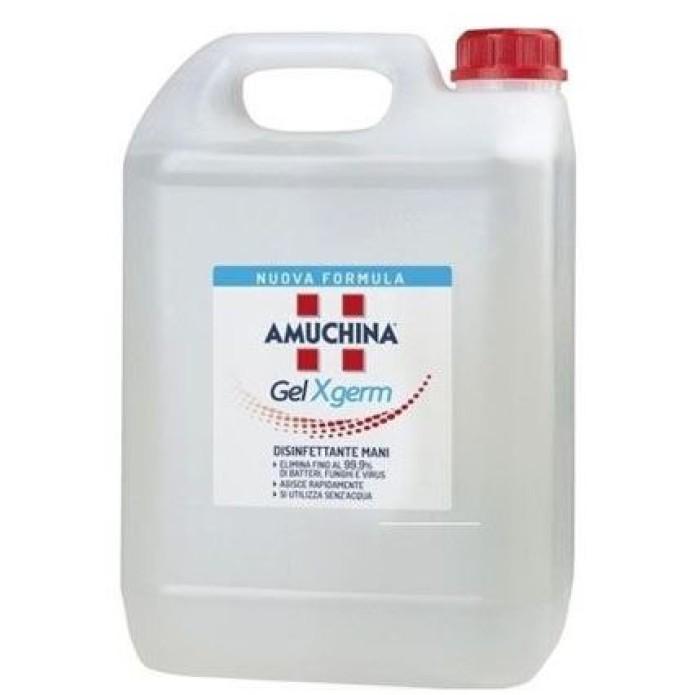 AMUCHINA Gel X-Germ 5Lt