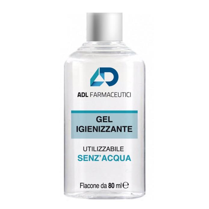 ADL Gel igienizzanti mani 80 ml