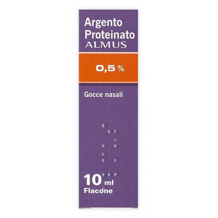ARGENTO PROTEINATO*0,5% 10ML