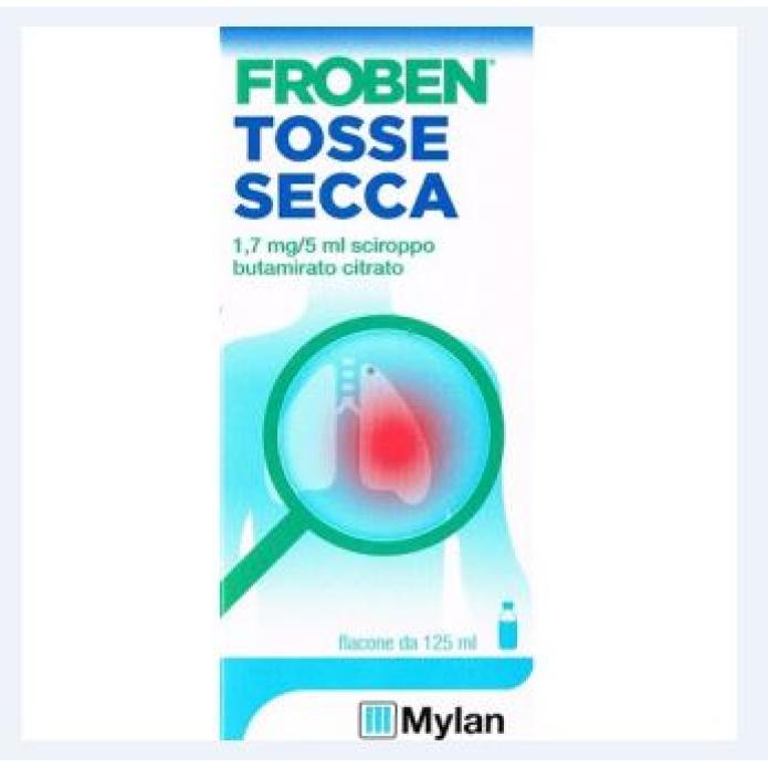 FROBEN TOSSE SECCA*SCIR 125ML