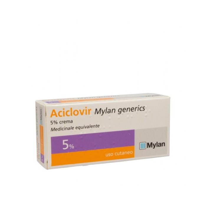 ACICLOVIR M.G.*CREMA 3G 5%