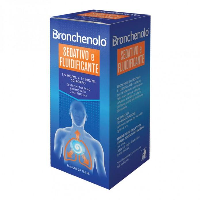 Bronchenolo Sed Flui*scir150ml