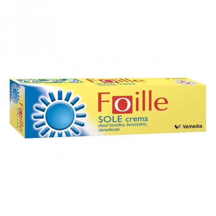 FOILLE SOLE*CREMA 30 G
