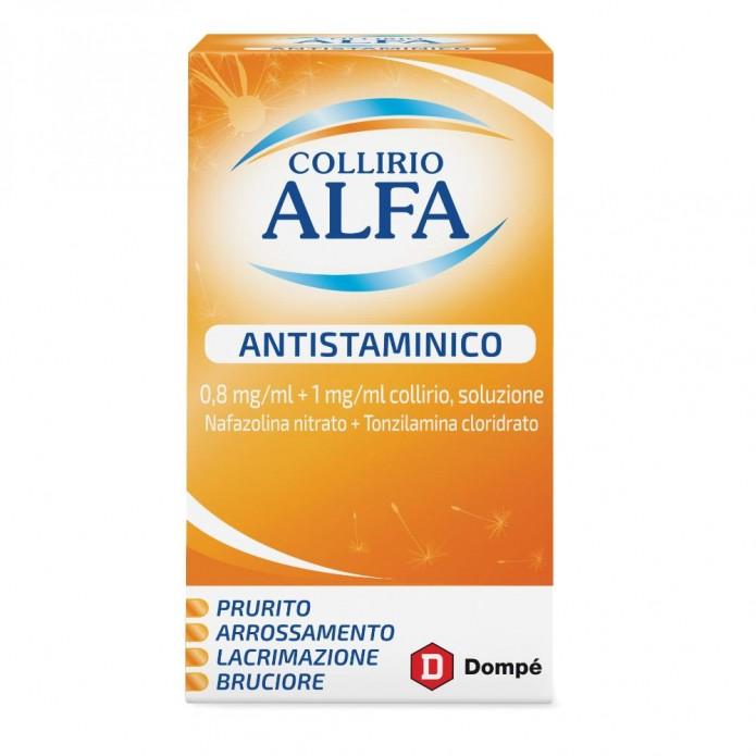 COLLIRIO ALFA ANTISTAM.*10ML