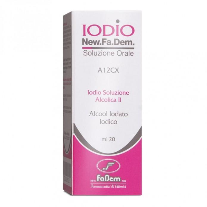 ALCOOL IODATO II 20ML