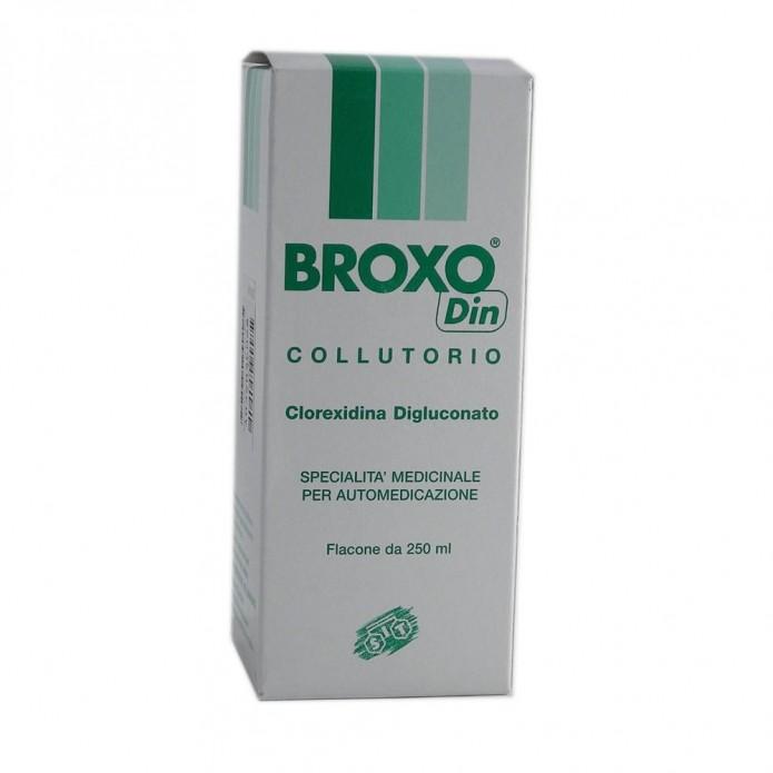 BROXODIN*COLLUT. 250 ML