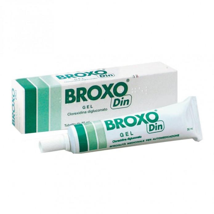 BROXODIN*GEL GENGIV. 30ML