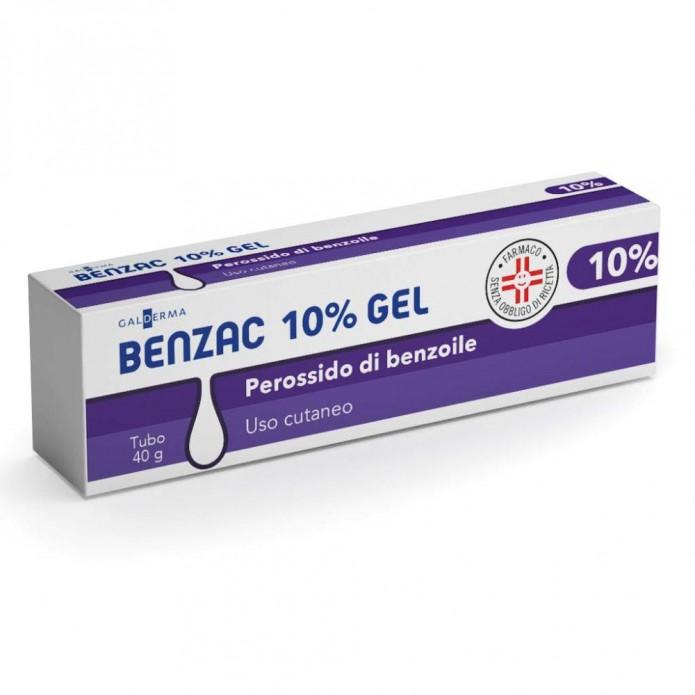Benzac*gel 40g 10%