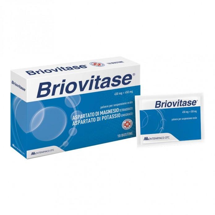 BRIOVITASE OS 10BS 450+450MG