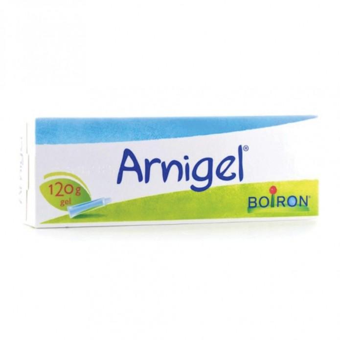 Arnigel 7% Gel In Tubo 120 g - Trattamento omeopatico antidolorifico e antinfiammatorio
