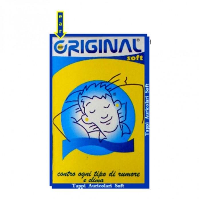 EAR Original Plugs Soft  8pz