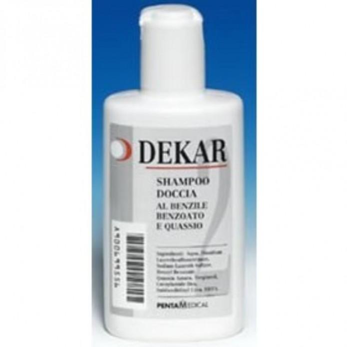 DEKAR-2 SHAMPOO DOCC 125 ML