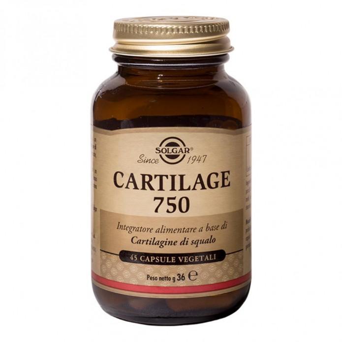 CARTILAGE 750  45CPS SOLGAR
