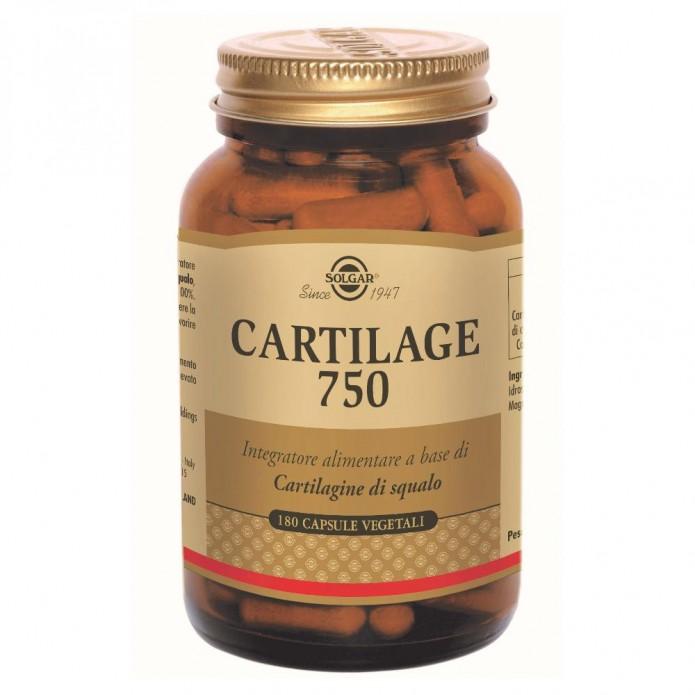 CARTILAGE 750 180CPS SOLGAR