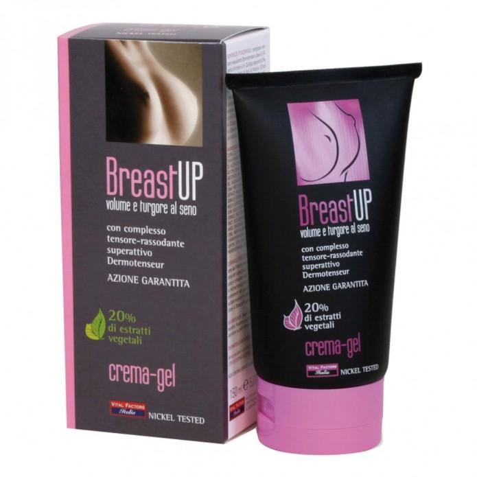 Breast  Up  Crema Gel 150 ml Elasticizzante e rassodante seno