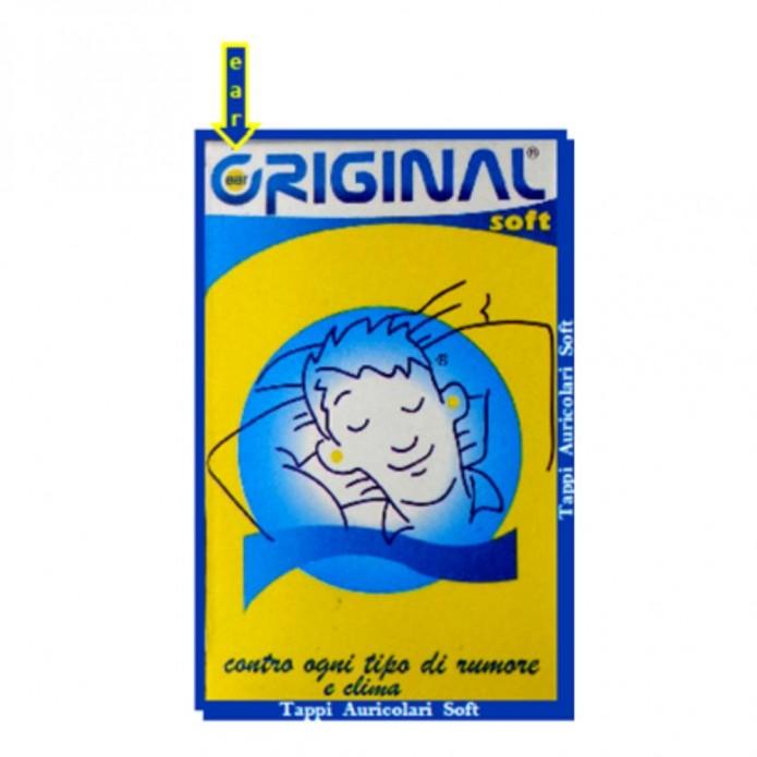 EAR Original Plugs Soft  6pz