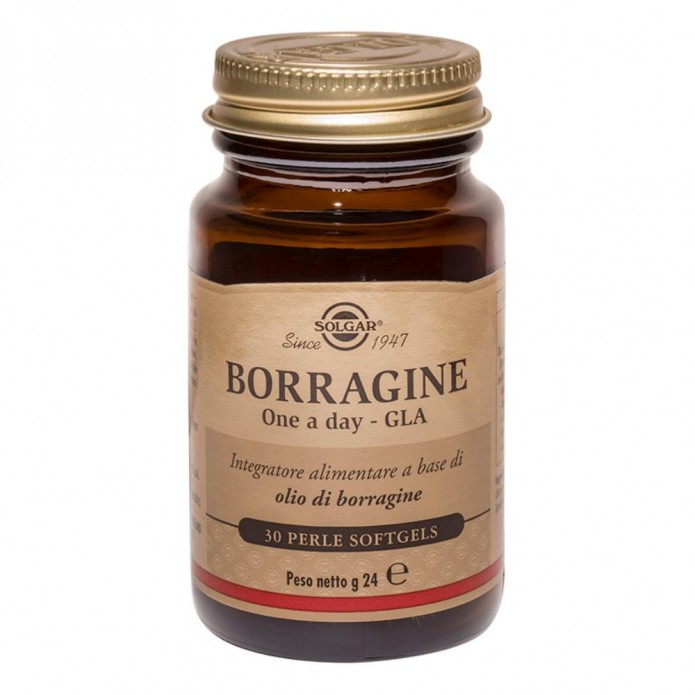Borragine One A Day Gla 30prl