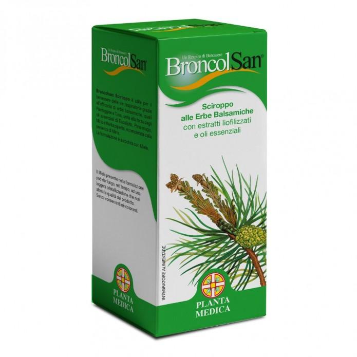 BRONCOLSAN SCIR 200G PLANT