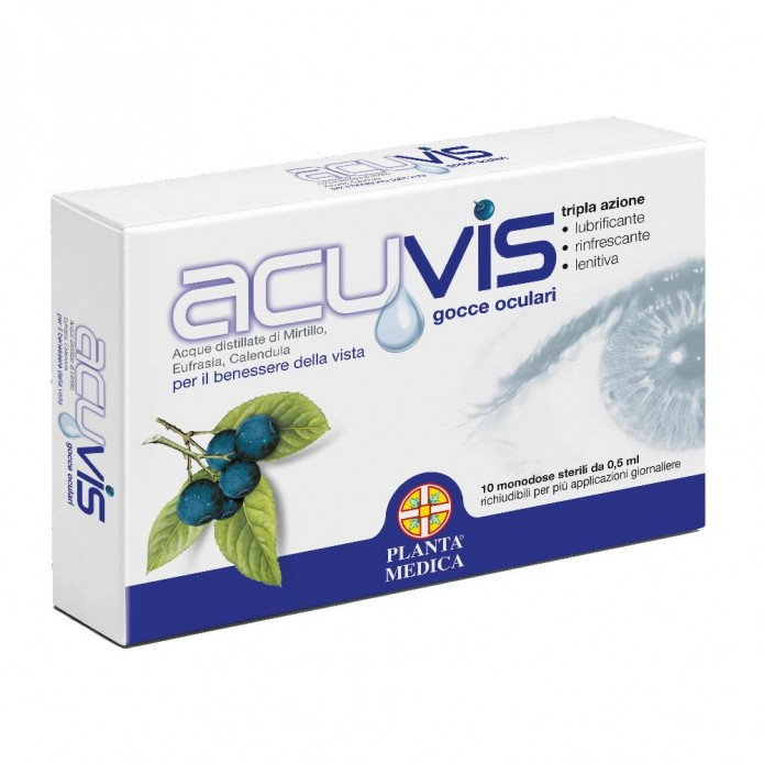 ACUVIS GOCCE OCUL 50ML