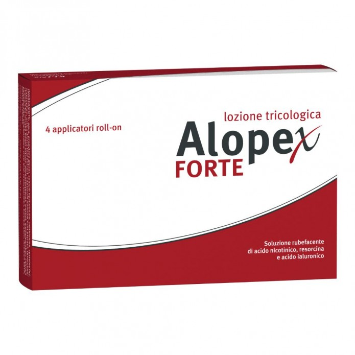 ALOPEX-LOZ FORTE TRICOL 40ML
