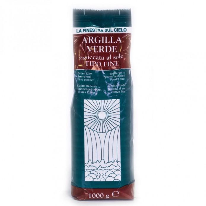 ARGILLA FINE 1KG FINESTRA