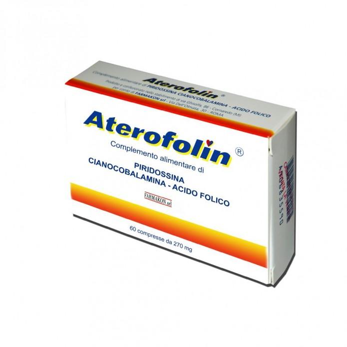 ATEROFOLIN 630mg 60 Cpr