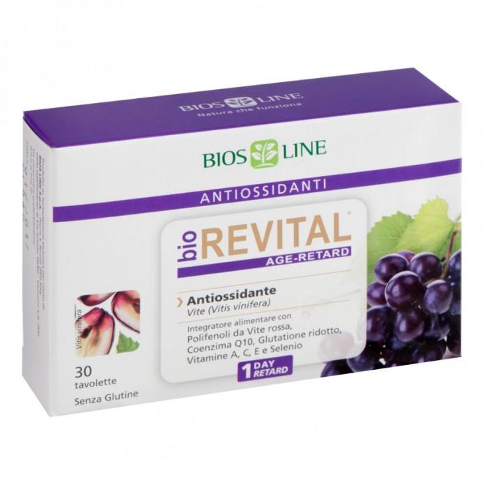 BIOREVITAL Age Ret.30 Tav.