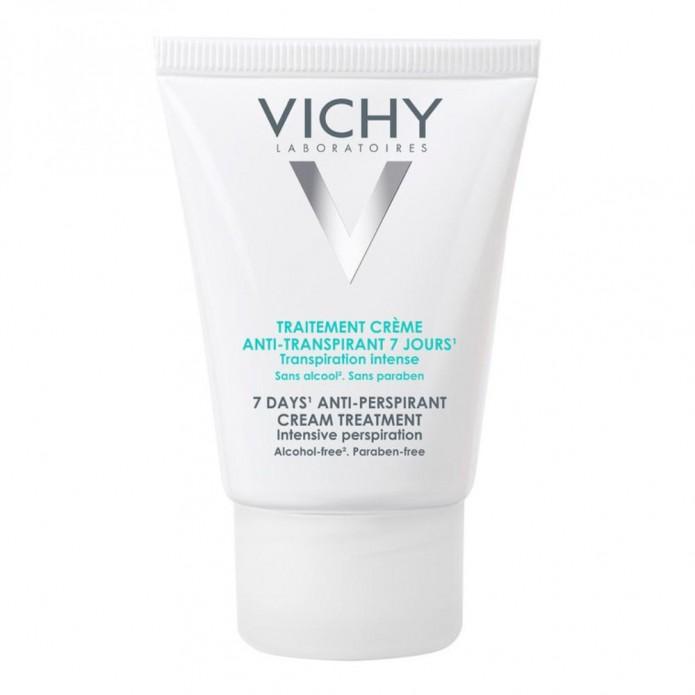 Vichy Deodorante Crema Anti-traspirante 7 giorni 30 ml