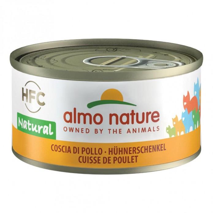 ALMO NATURE CAT COSCIA/POLL70G