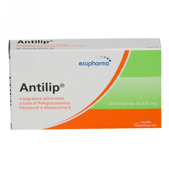 ANTILIP 20CPR 630MG