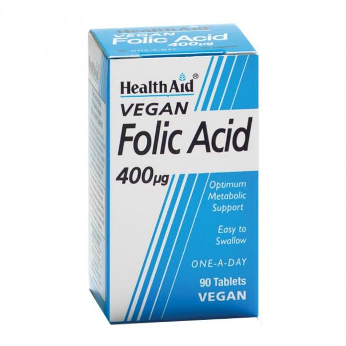 Acido Folico 90  compresse - Integratore per il benessere psico-fisico
