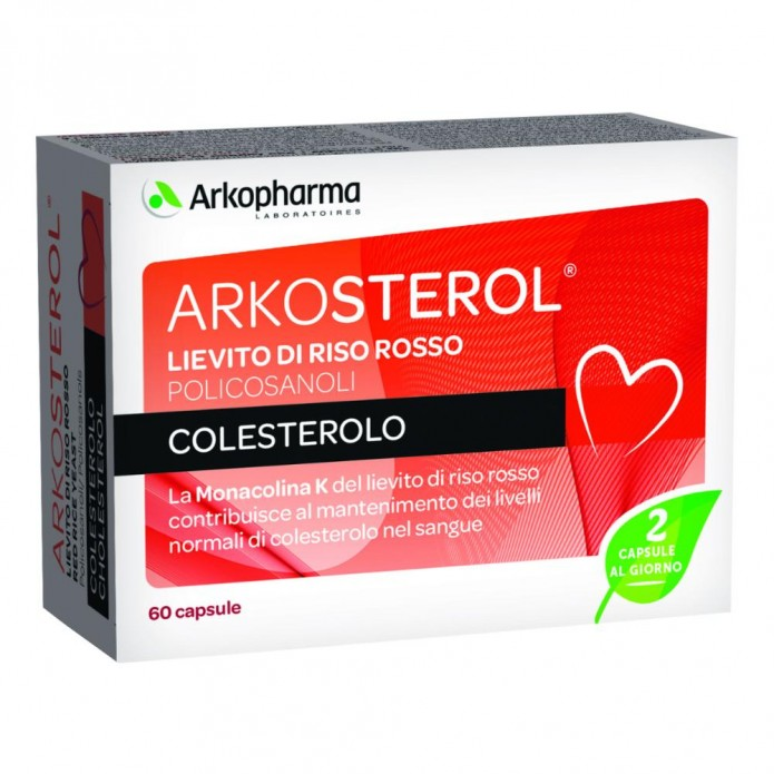 ARKOSTEROL 60CPS