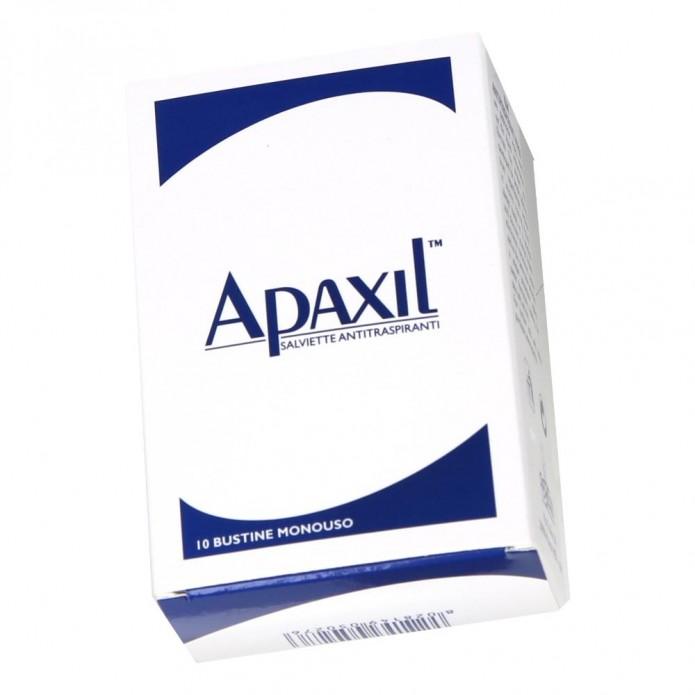 APAXIL SALVIETTE ANTITR 10PZ