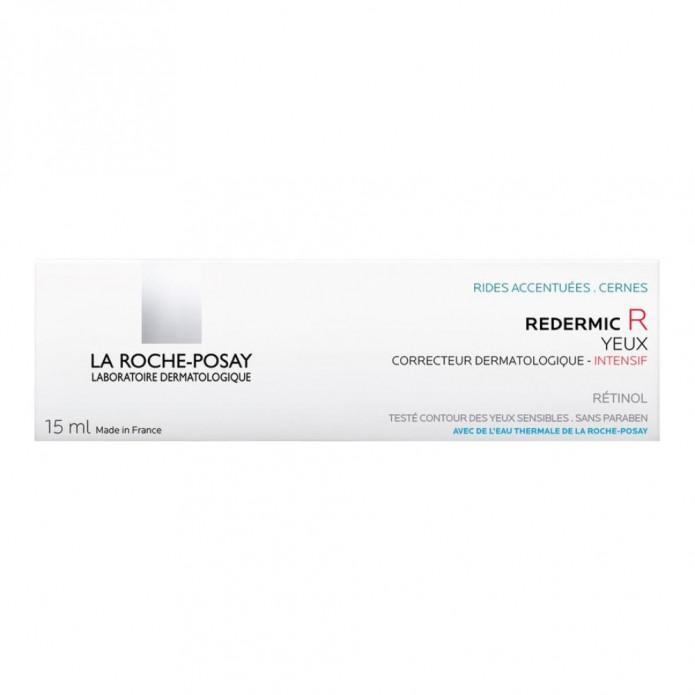Redermic R occhi 15 ml Correttore anti-età intensivo per occhi sensibili