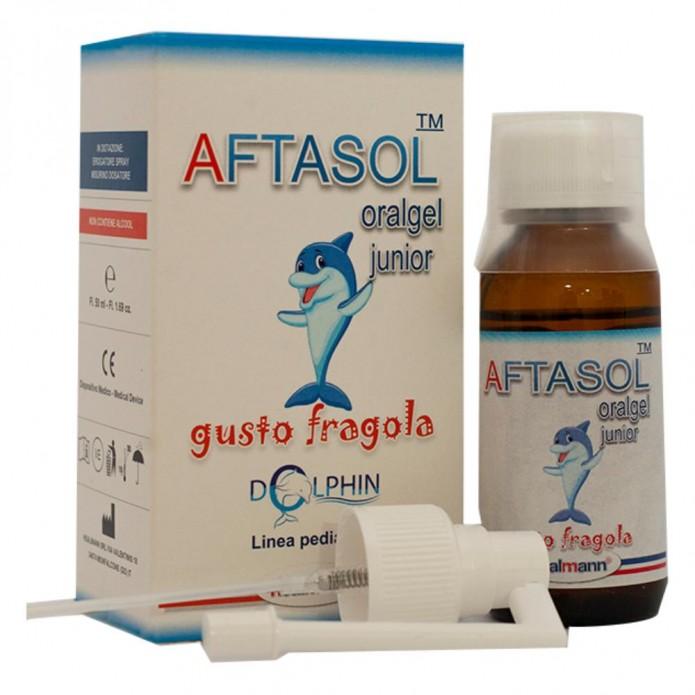 AFTASOL ORALGEL JUNIOR 30ML