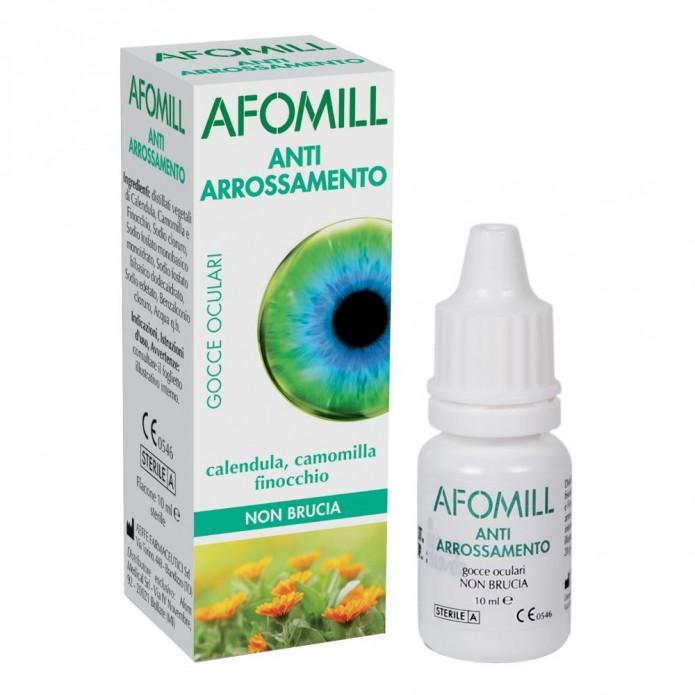 Afomill Anti-Arrossamento Gocce 10ml