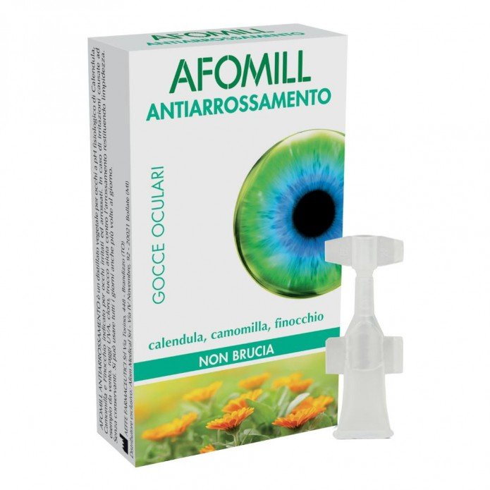 AFOMILL-ANTIARROSSAMENTO 10FLE<<